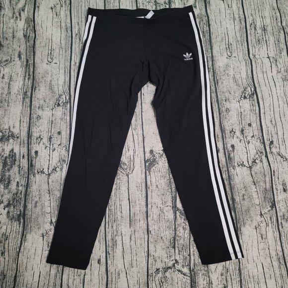 adidas Track Pant Black Size L/G Large